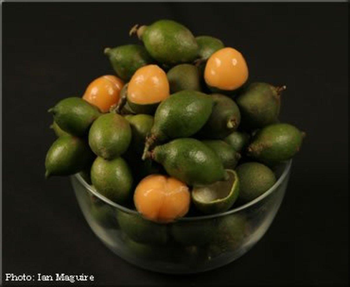 Spanish lime or Genip.