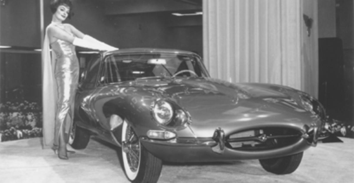 1961 E- Type Unveiling