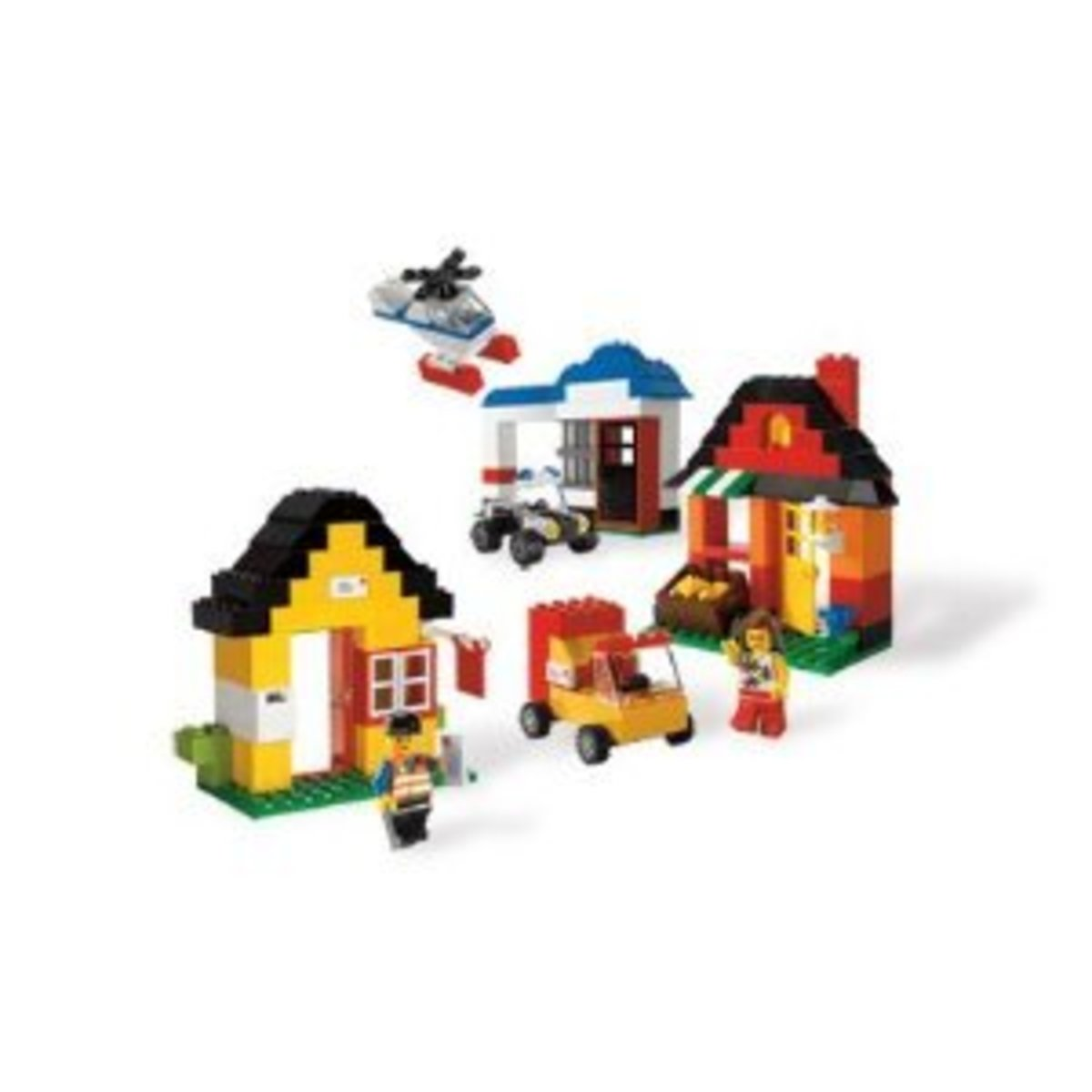 My Lego Town