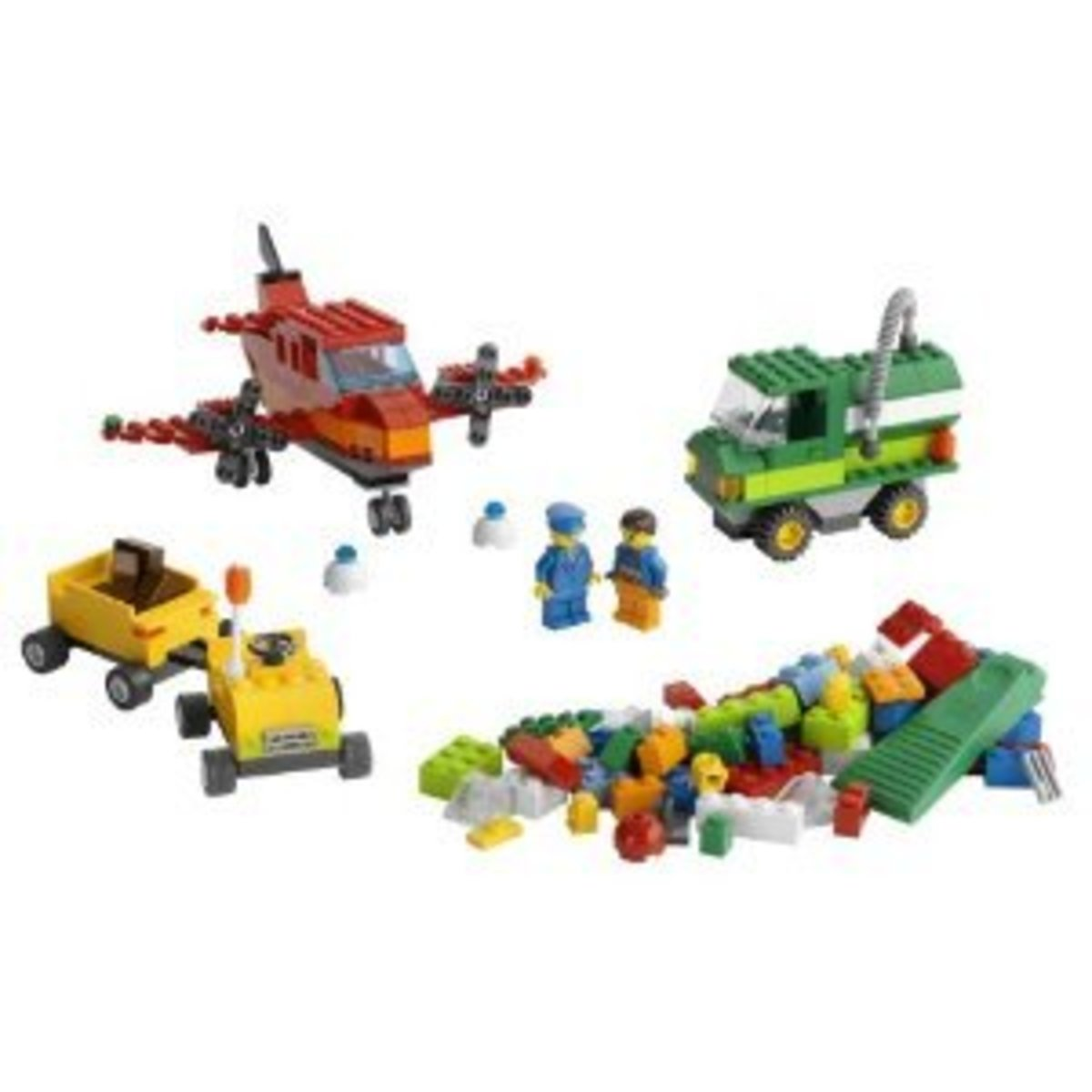 Lego Airport Building Set