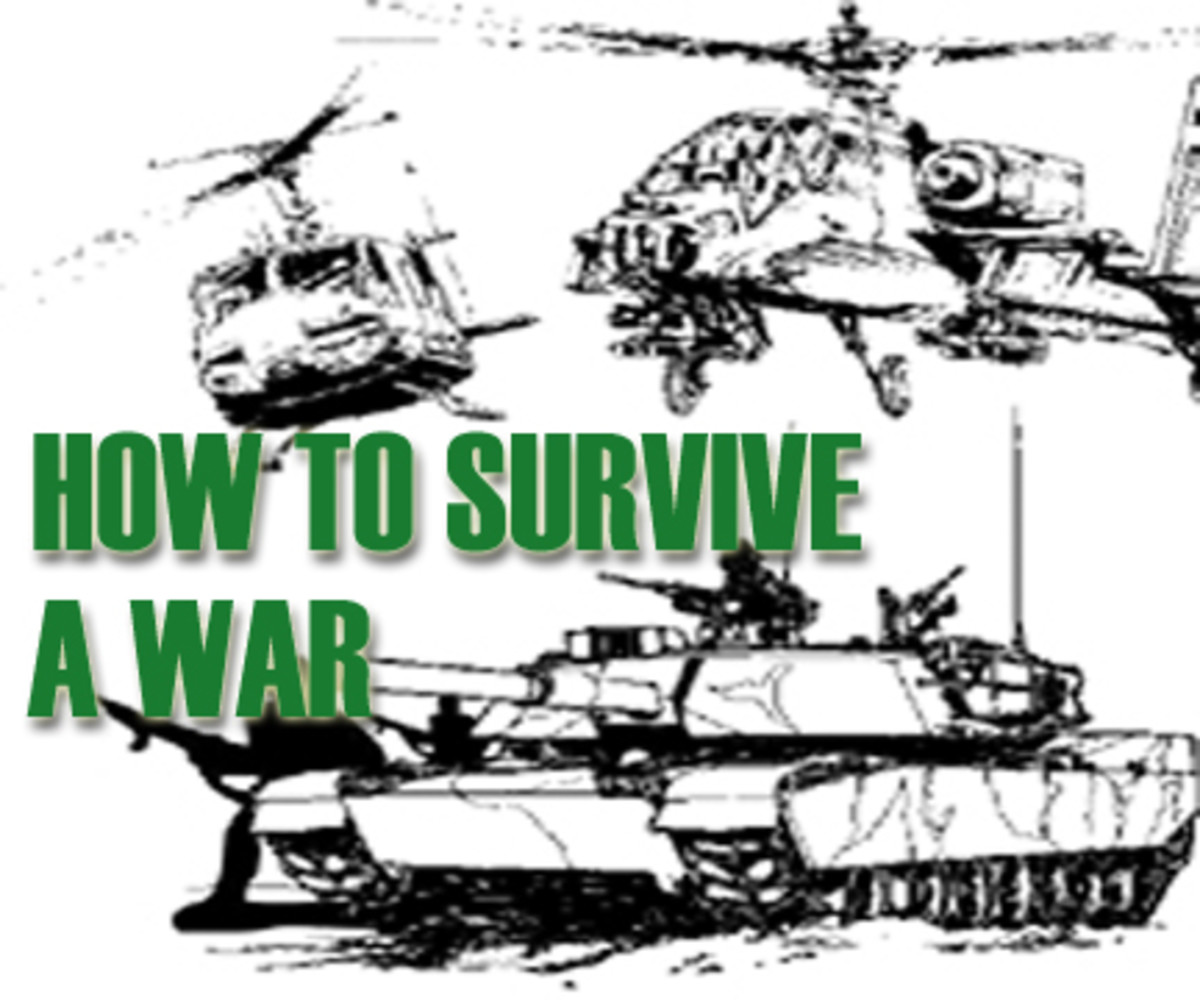 How To Survive A Foreign Invasion