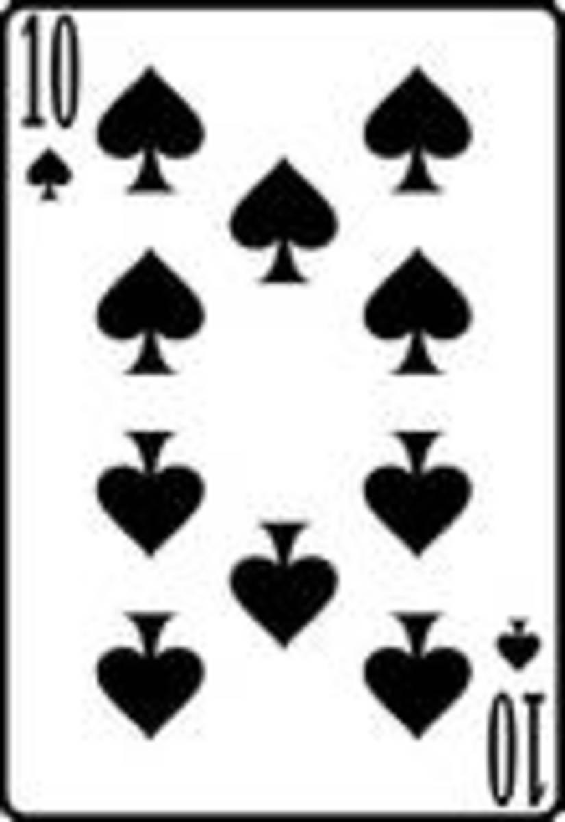 Ten of Spades