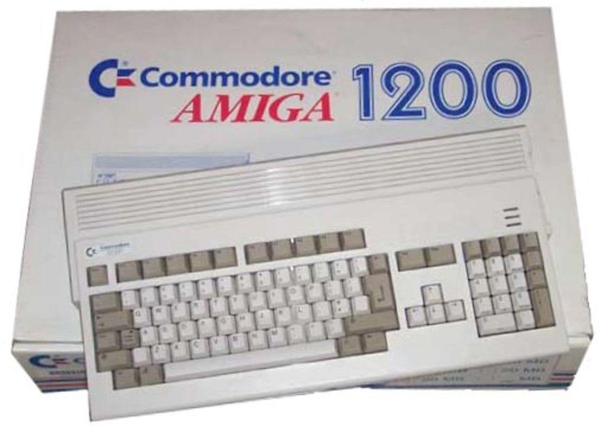 A nicely boxed A1200