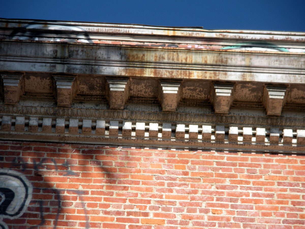 roofline architectural detail