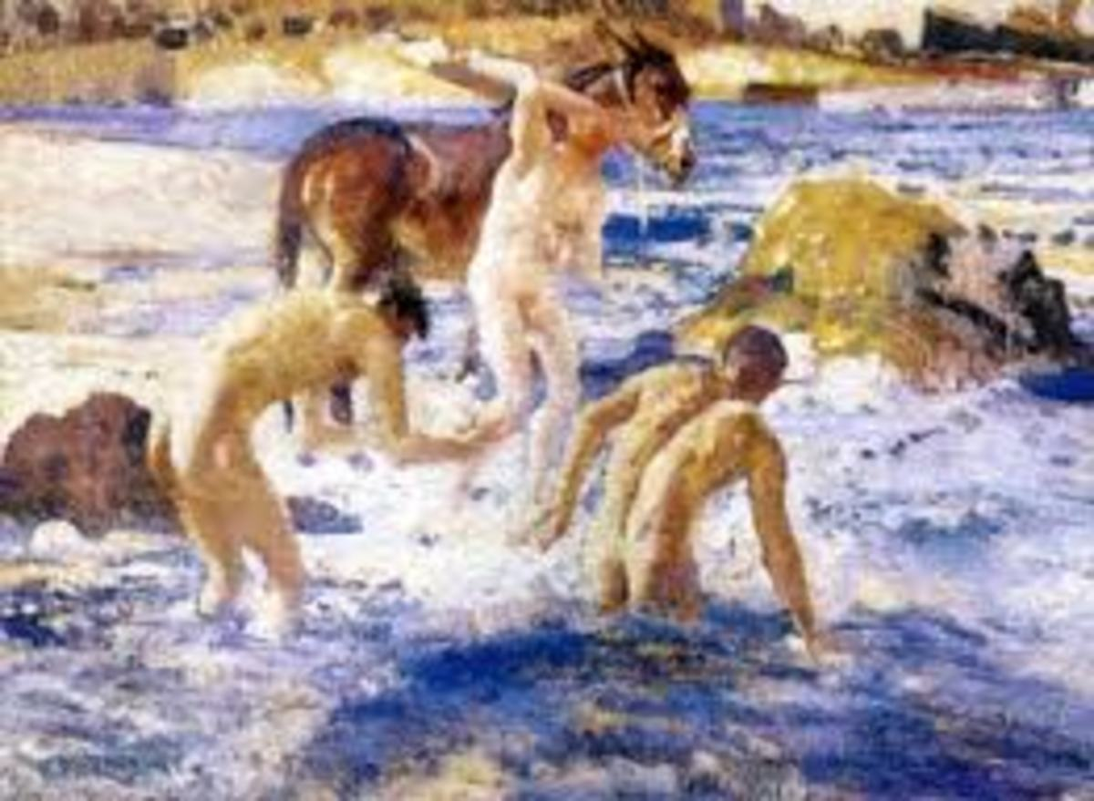 History of Bathing from Ancient to Modern Times