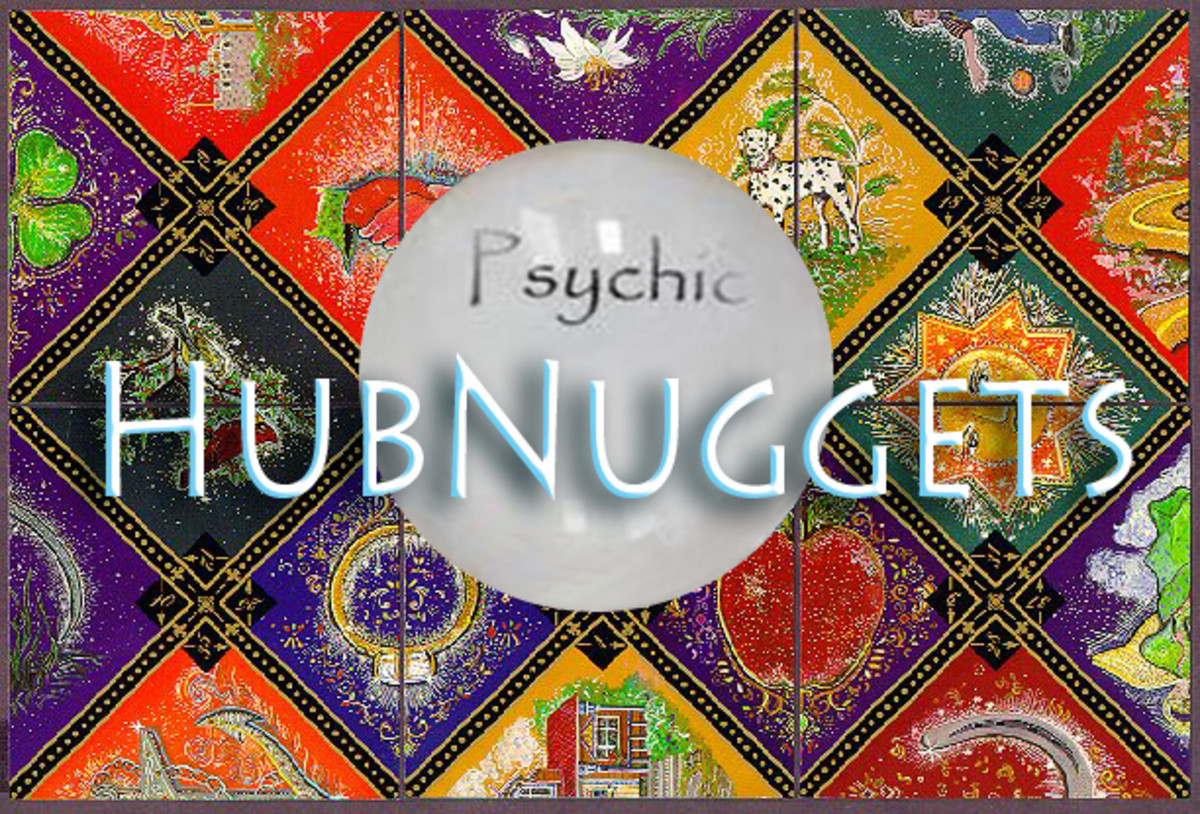Psychic HubNuggets: HubNuggets Team Goes to the Psychic Fair