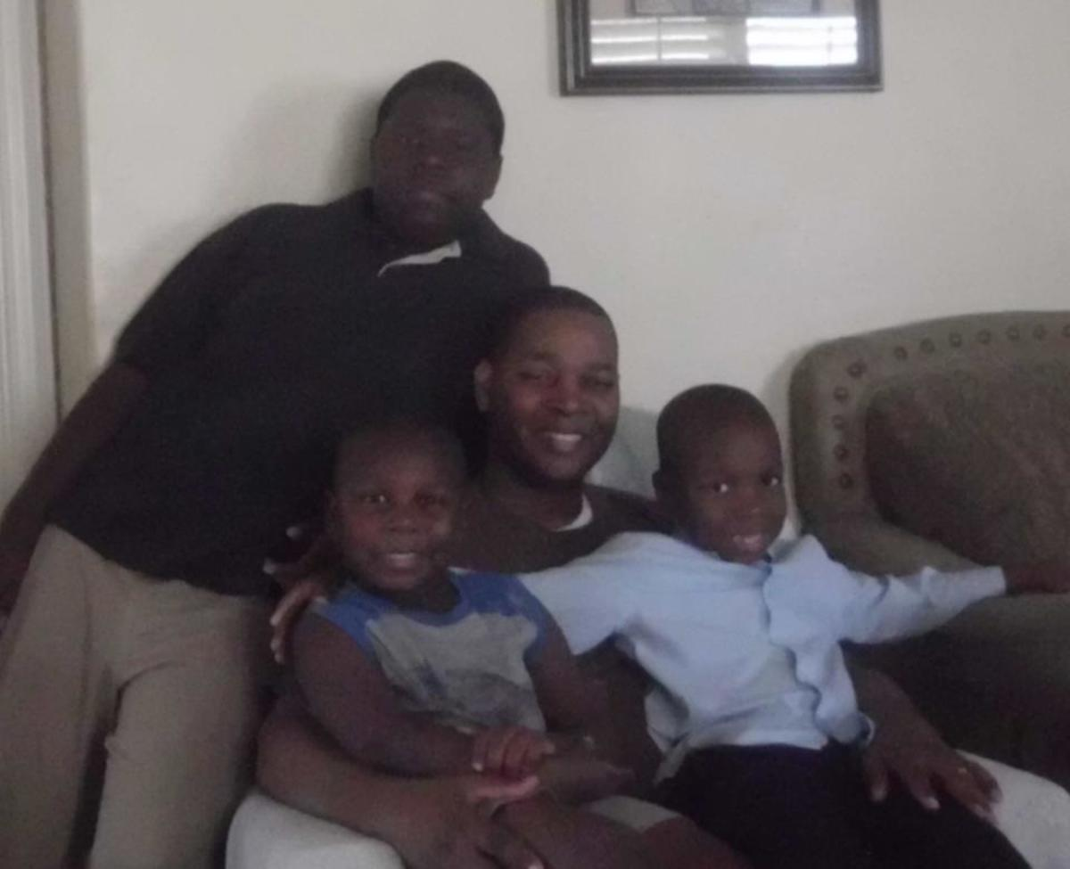 This picture is of my boys and me on Fathers day 2012. Full blown neuropathy endurer.