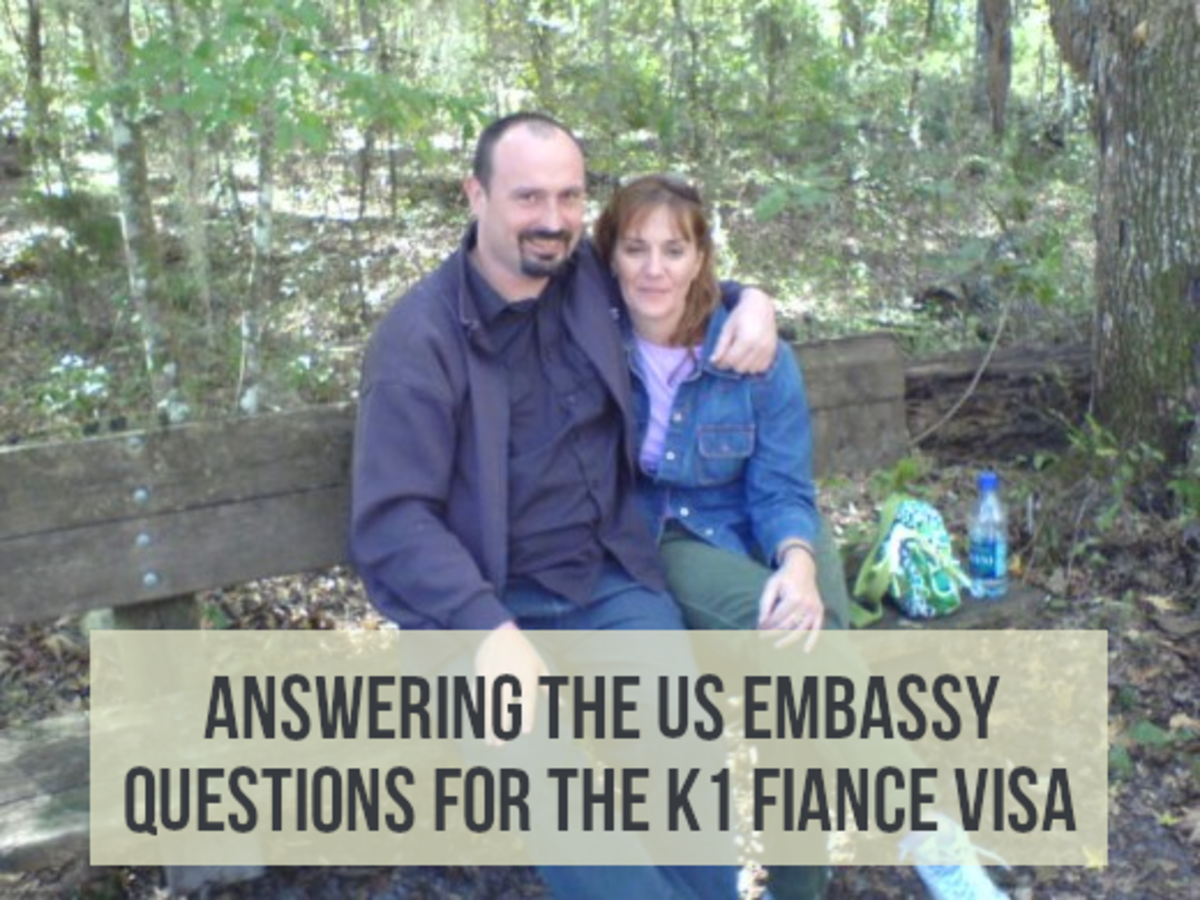 How I Answered all the K1 Visa Interview Questions for Fiancé at the US Embassy