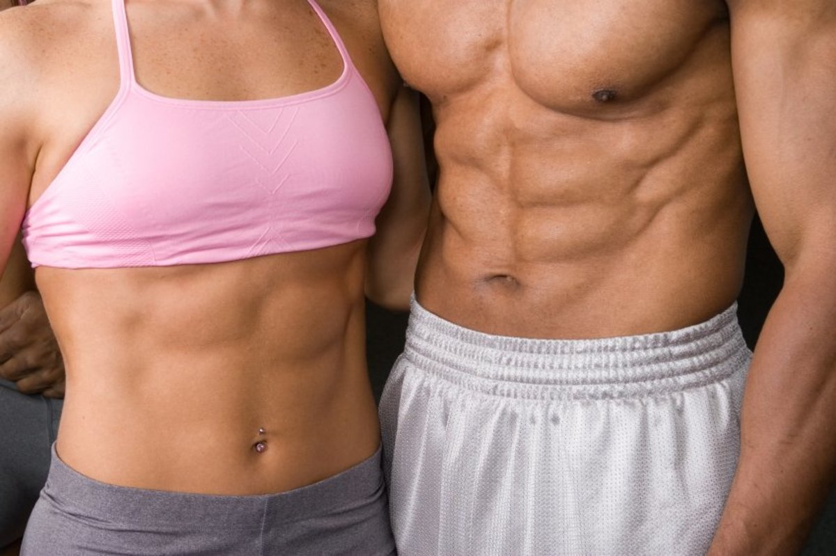 Why Its So Hard To Get 6 Pack Abs