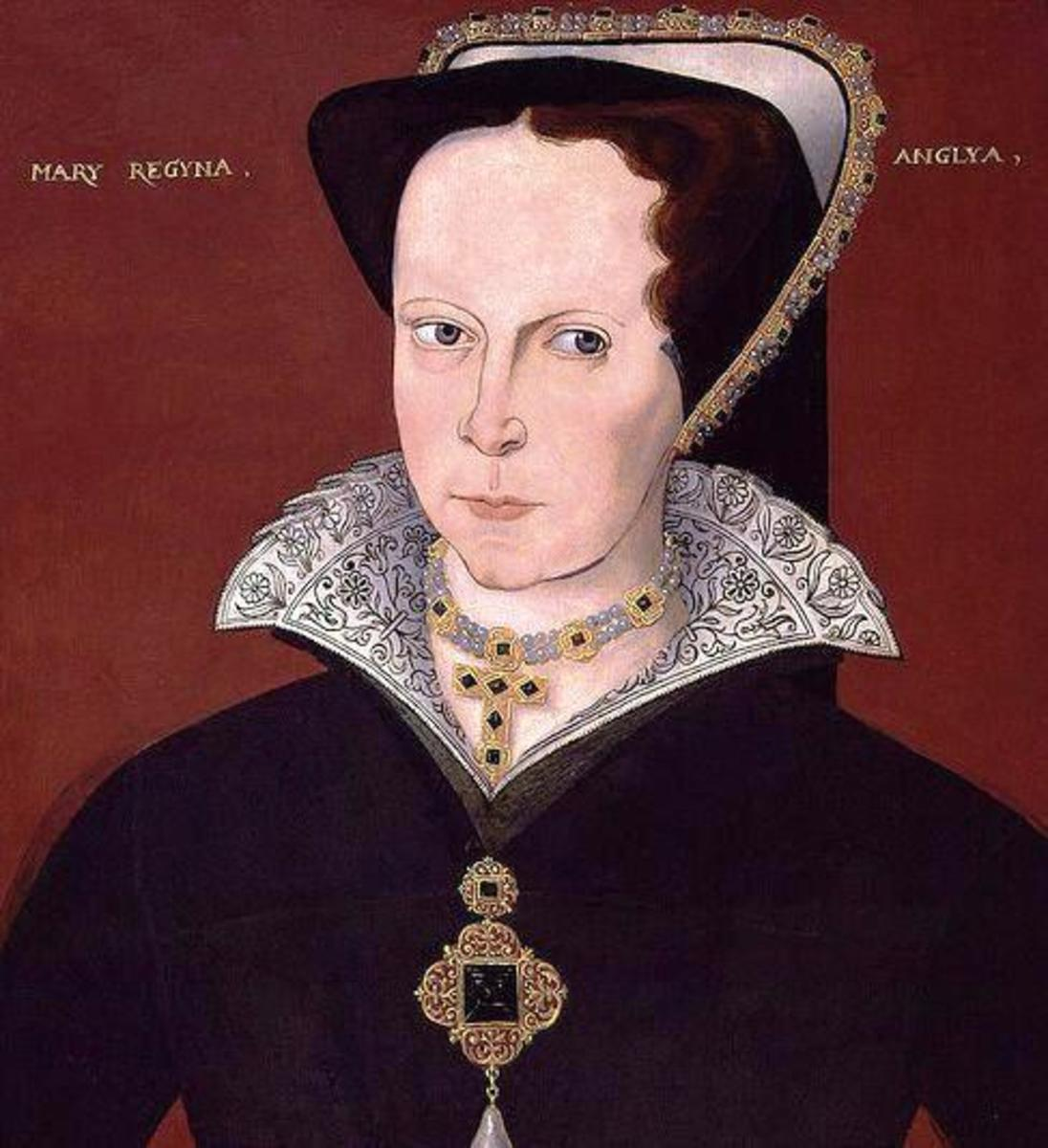 Not new: Queen Mary 1 of England in the 16th Century had two phantom pregnancies
