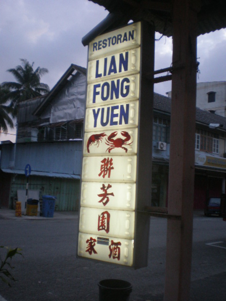 Chinese Restaurant in Dungun