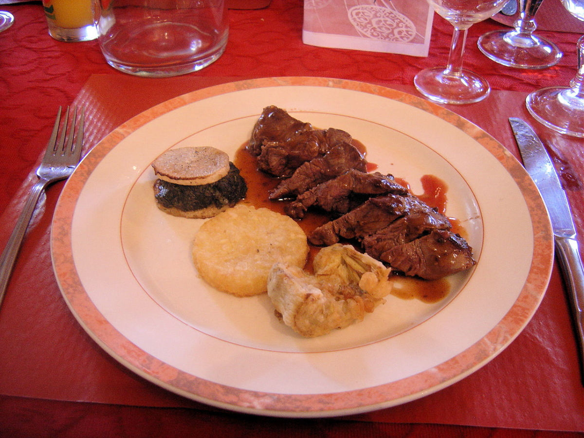 Limousin Beef in Limousin