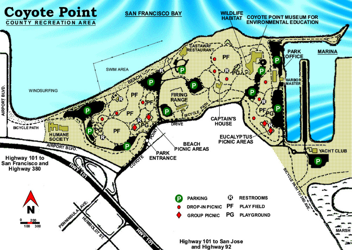 Coyote Point Park