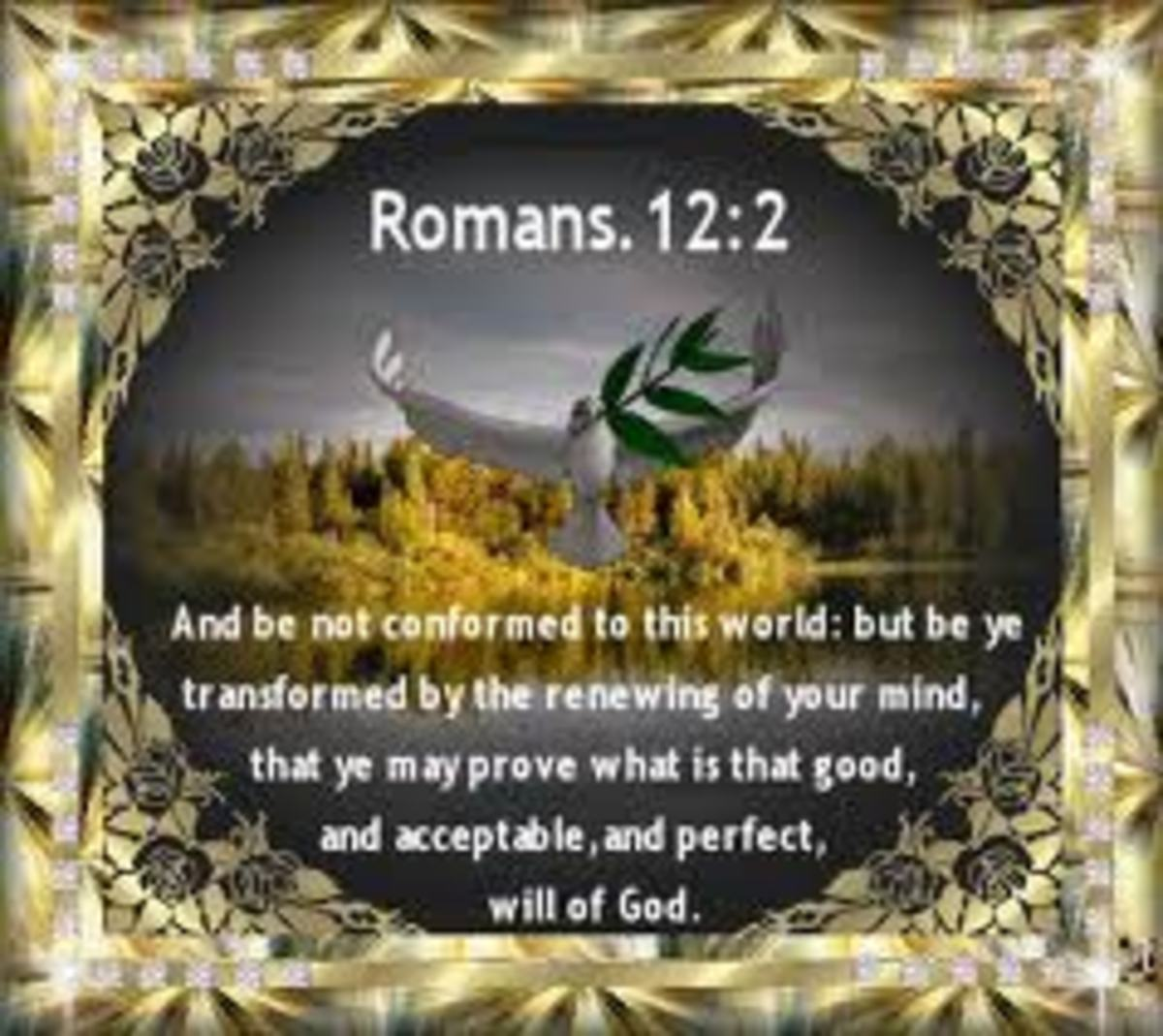 He is not Conformed to the World