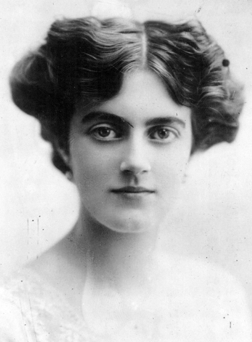 Clementine Churchill, wife of Sir Winston, was also born on April Fools' Day.
