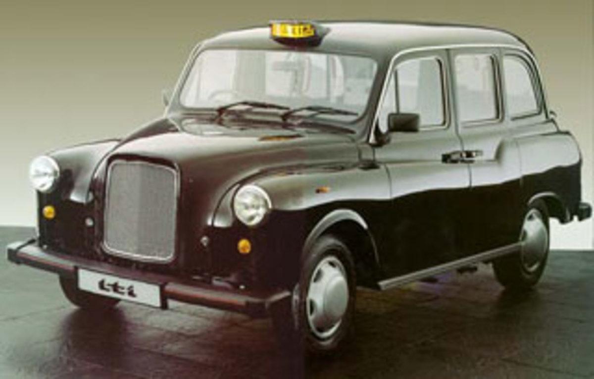 FX4 Fairway taxi