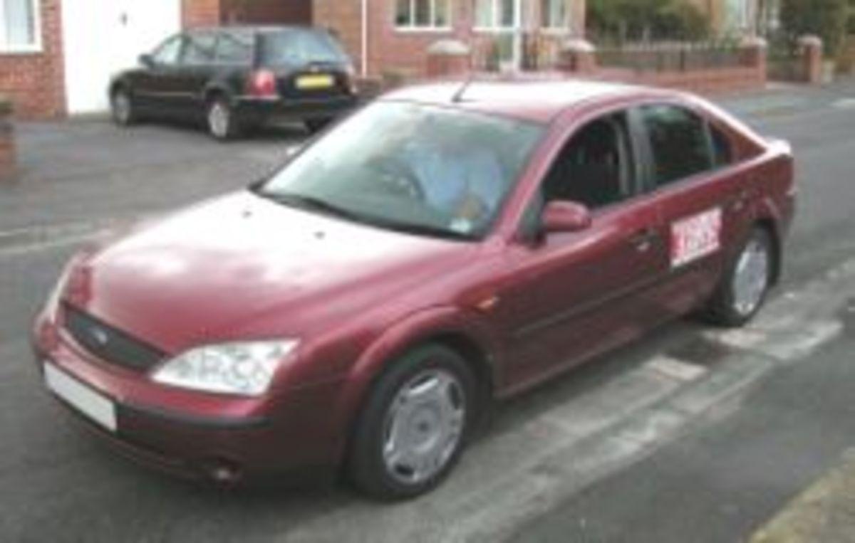 Glasgow private hire car