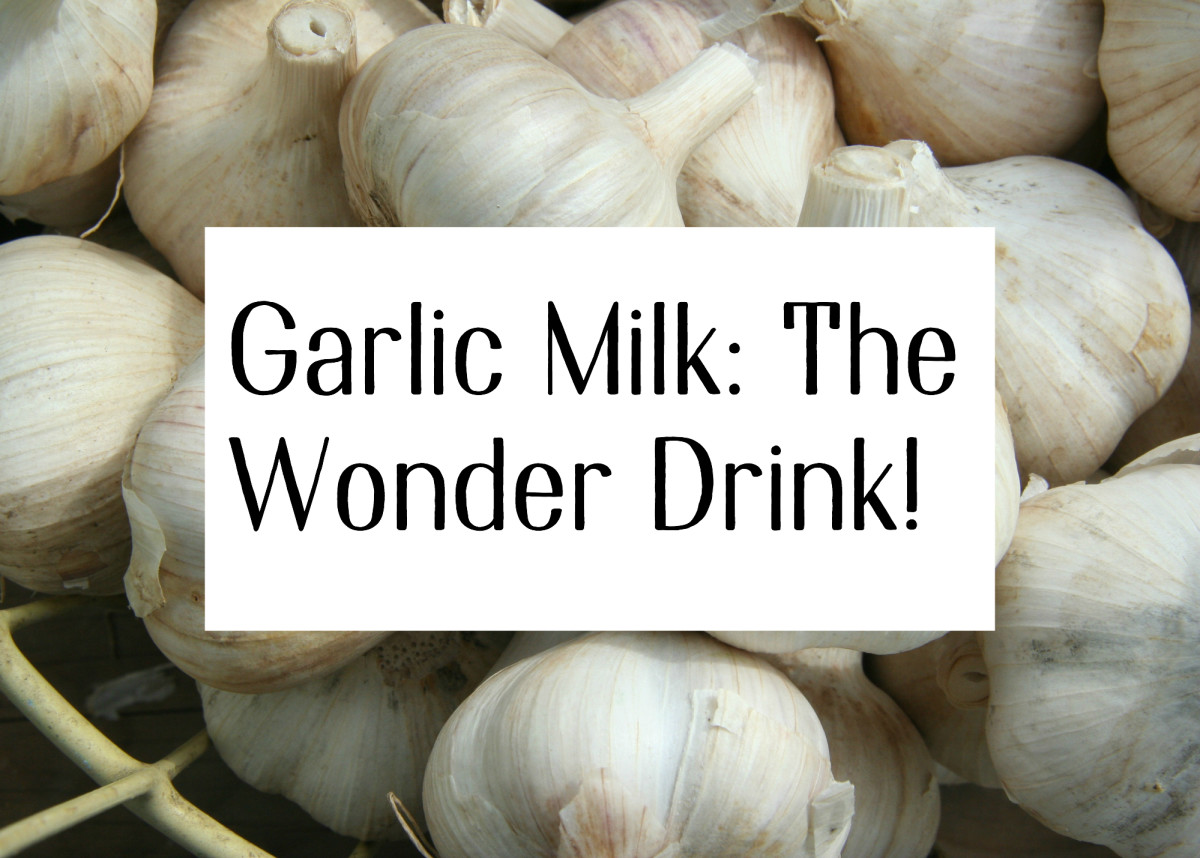 Garlic Milk - A Medicinal Drink and its Benefits