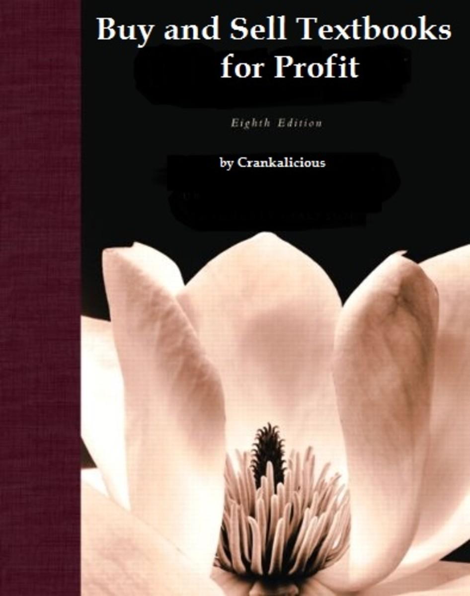 Overpriced textbook