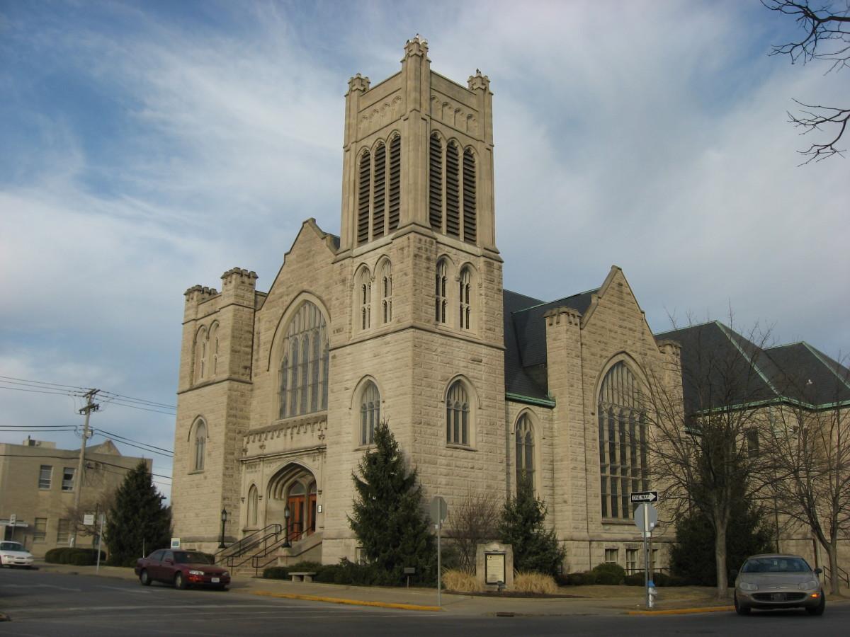 United Methodist Church, Indiana