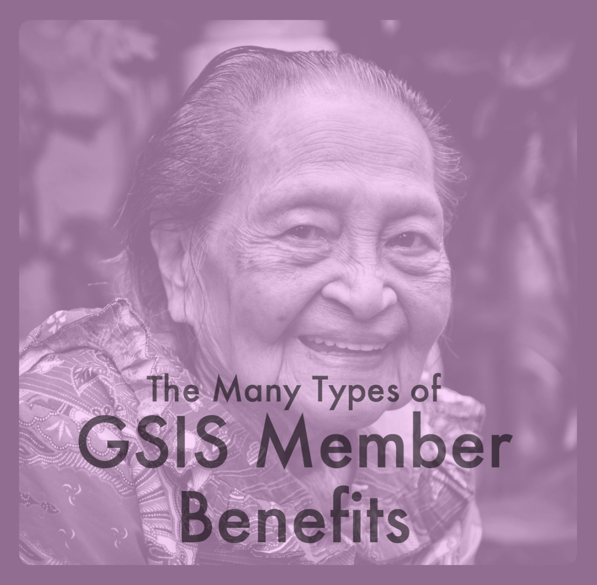 Philippine GSIS Member Benefits