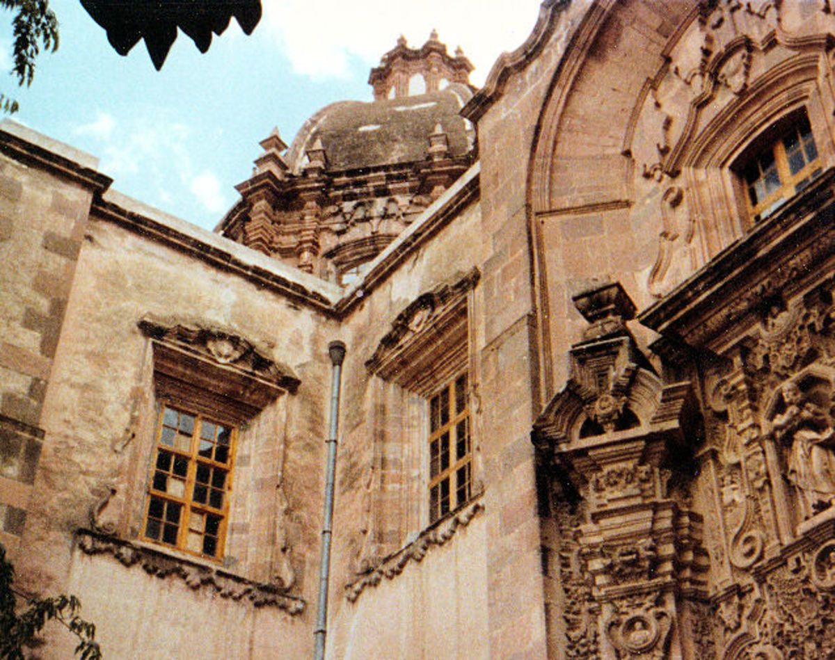 Architecture of the Church