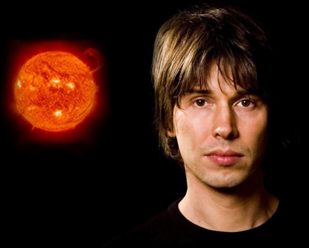 Brian Cox Physicist and the Wonders of the Universe