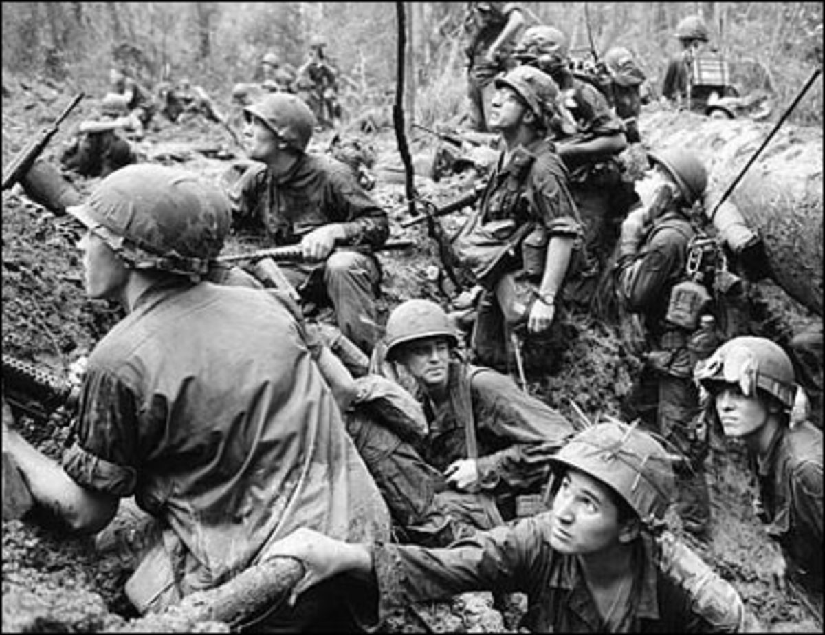 U.S. ARMY IN VIETNAM