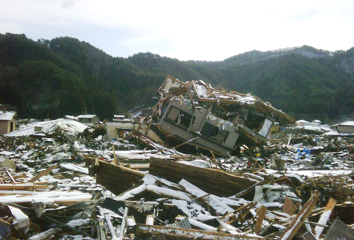 Helping out after a natural disaster is easy and fulfilling.