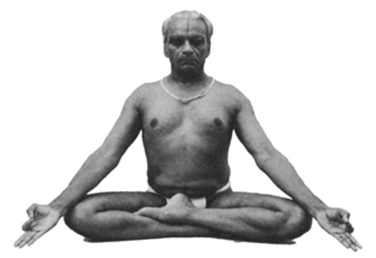 BKS Iyengar (1918 - 2014)