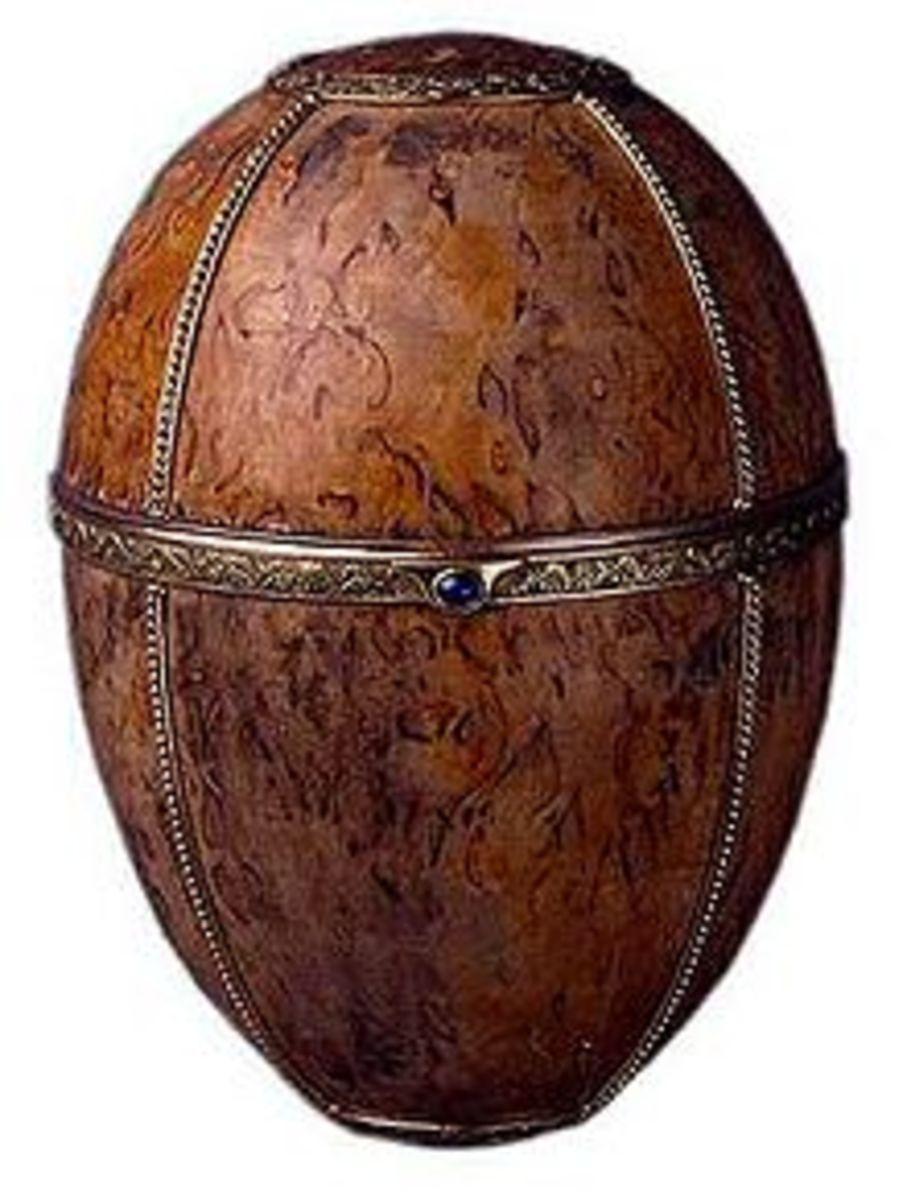 Birch Egg -1917