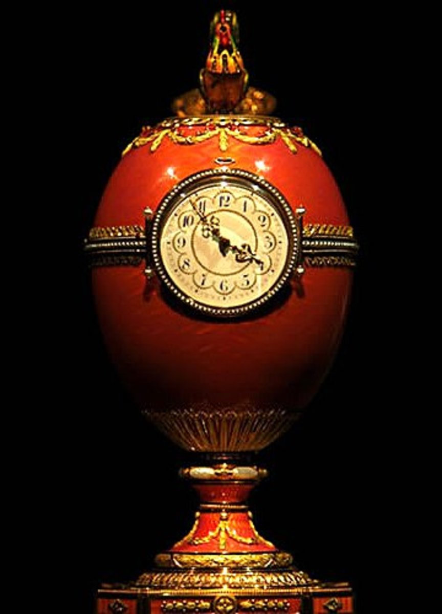 The Rothschild Egg