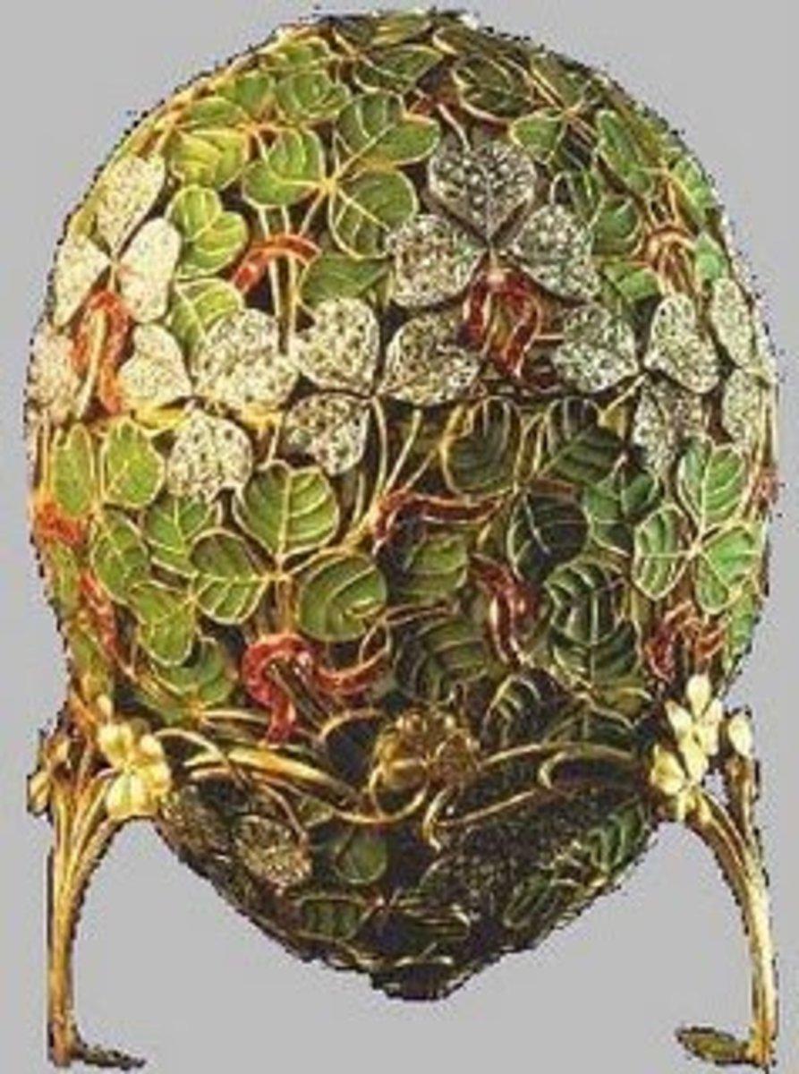 The Clover Leaf Egg - 1902