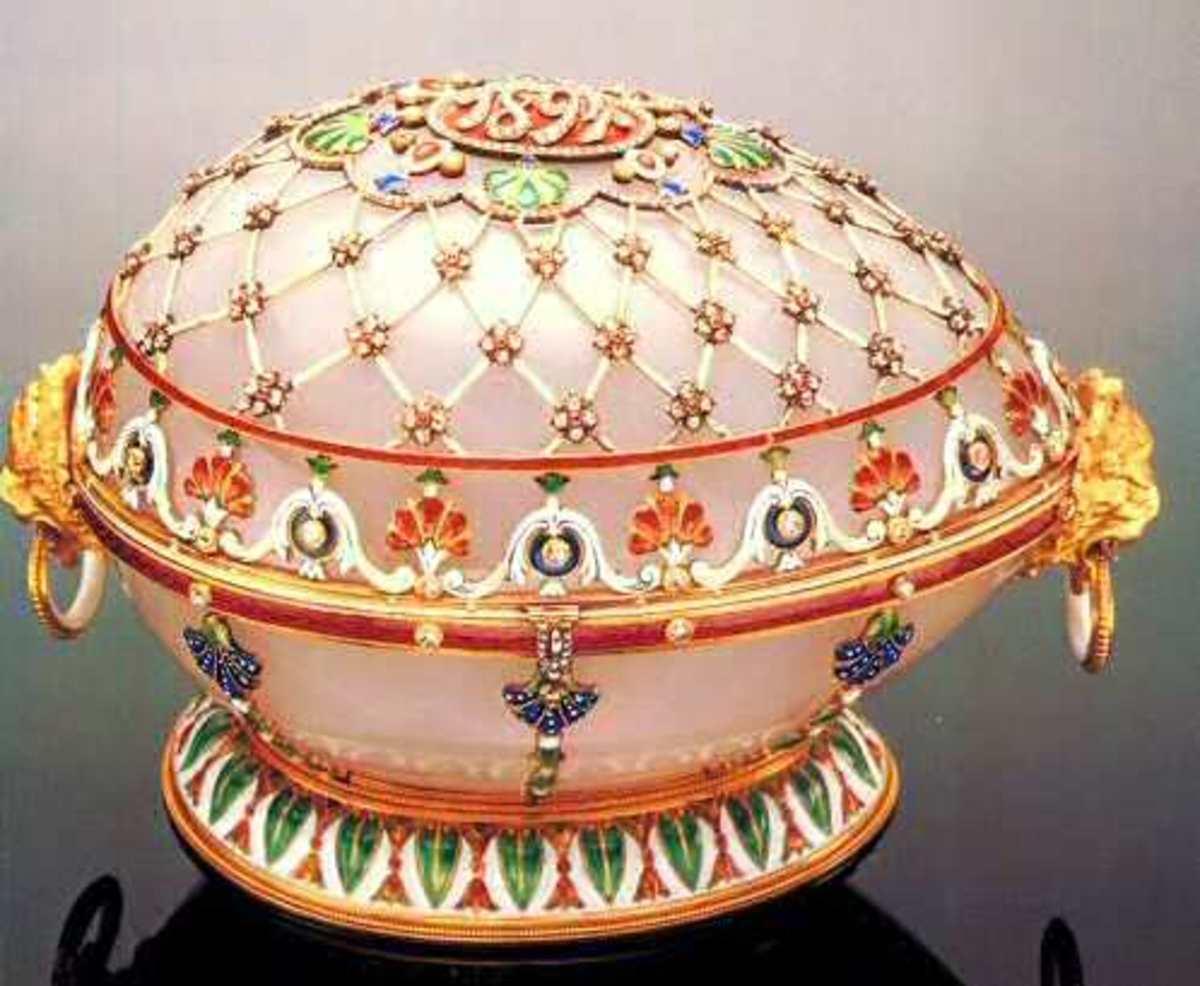 The Renaissance Egg- 1894