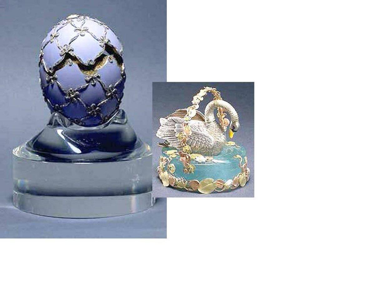 The Swan Egg - 1906