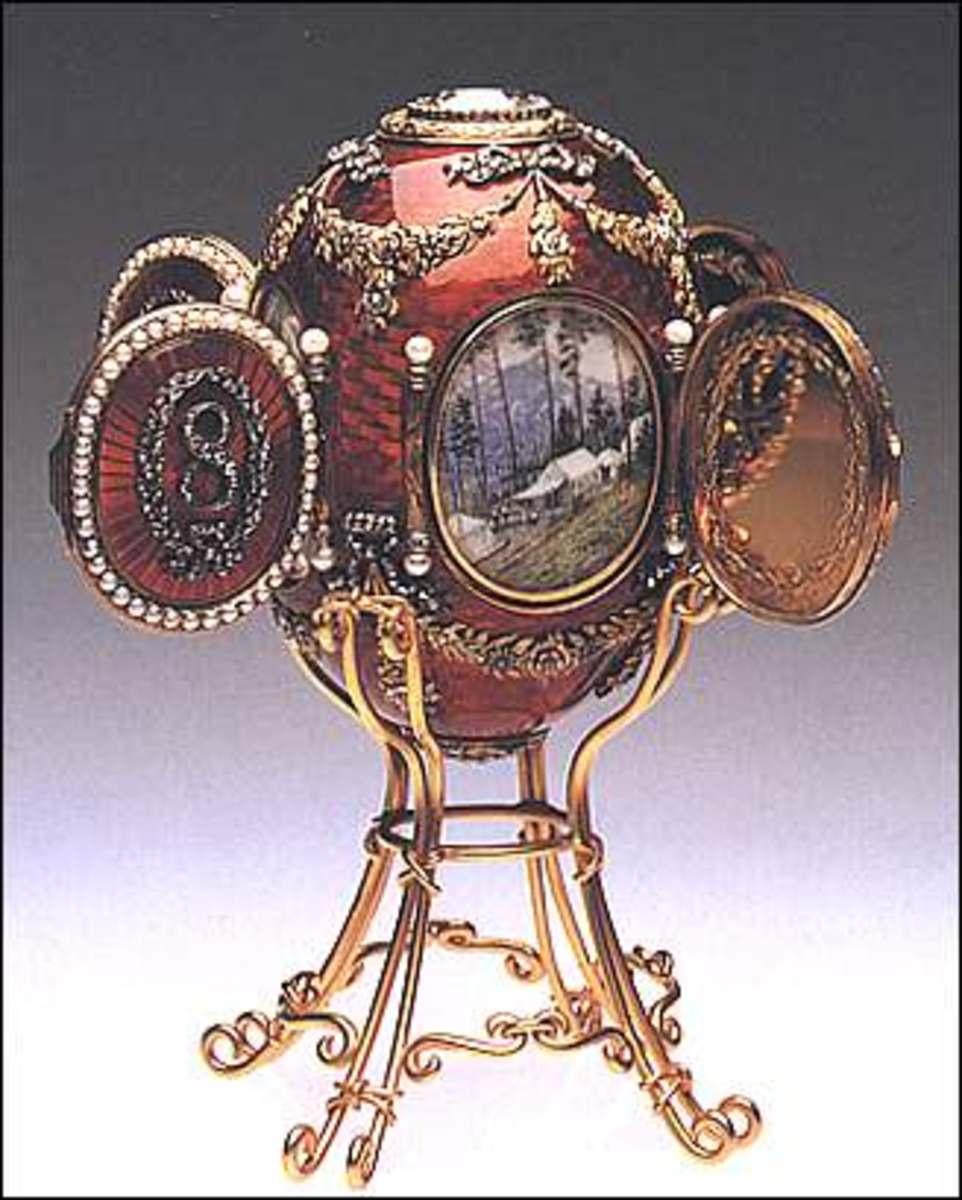 Caucasus Egg -1893