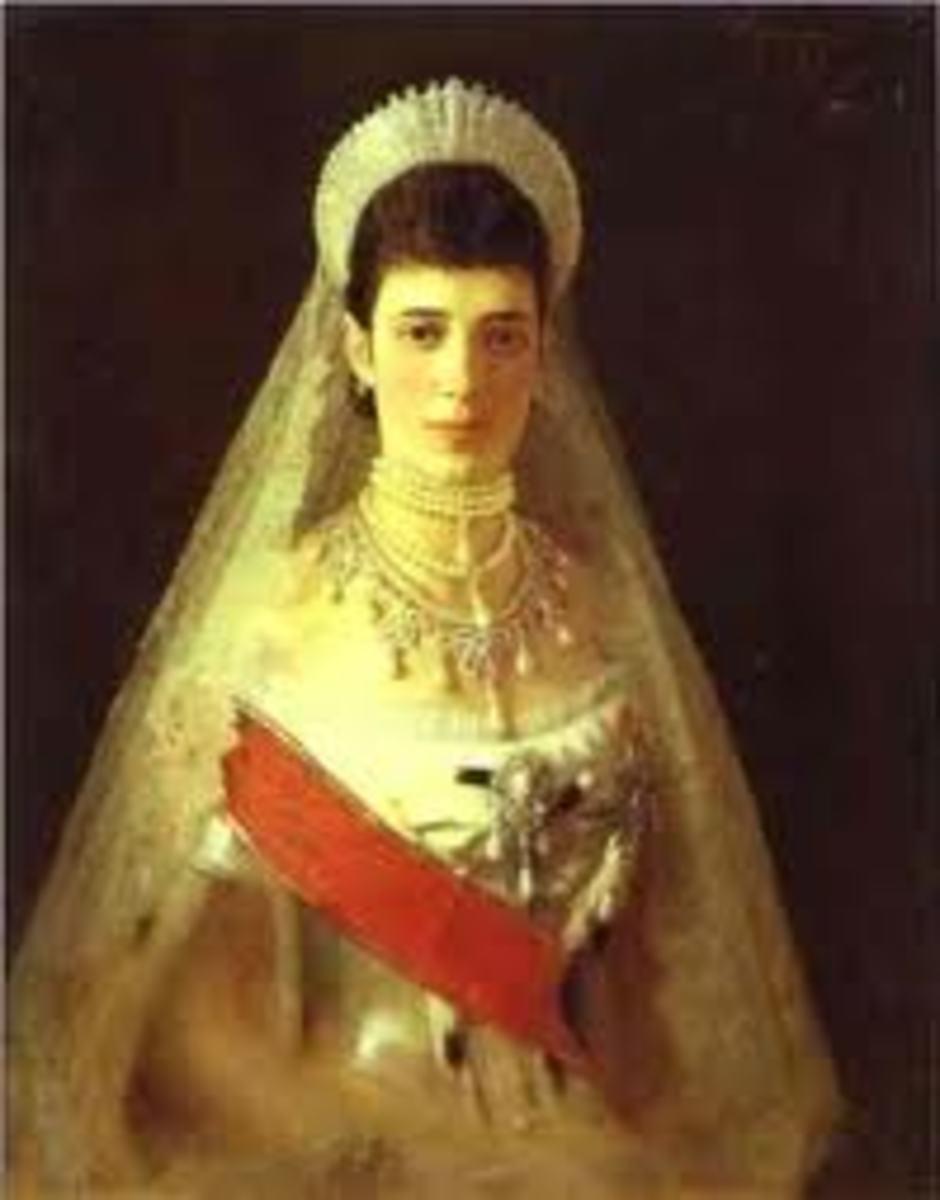 Tsarina Maria Fyodorovna