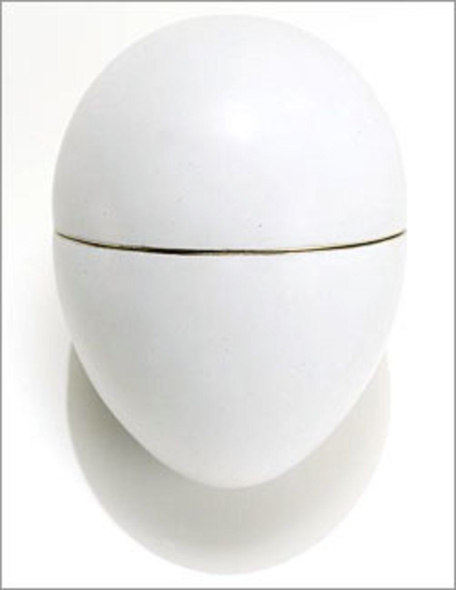 First Imperial 'Hen Egg' - 1885