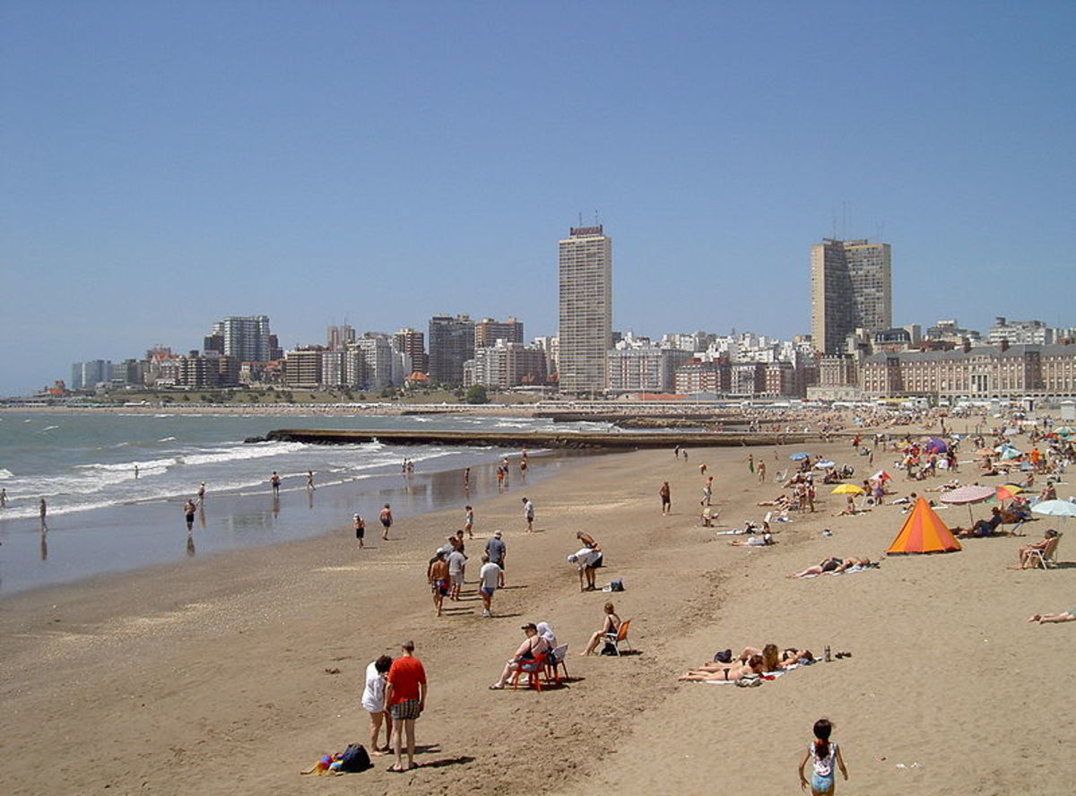 How to find a Beach in Buenos Aires, Argentina