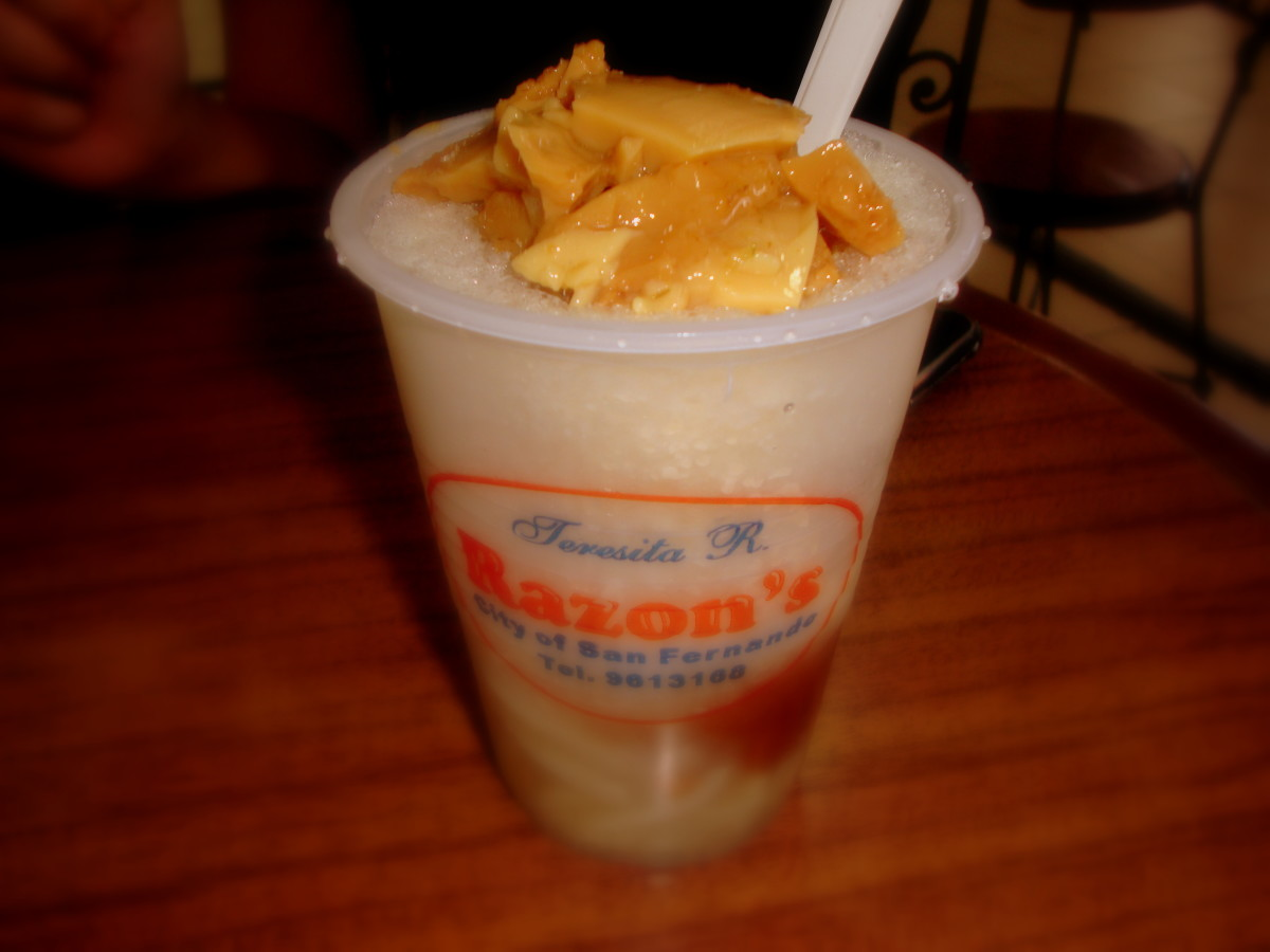 halo halo at Razon's photo is copyrighted