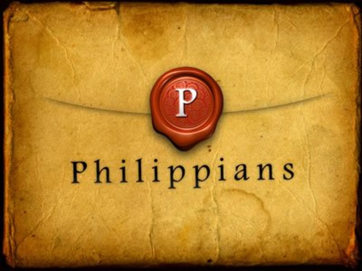 An Exegetical Paper On Philippians 1: 27-30