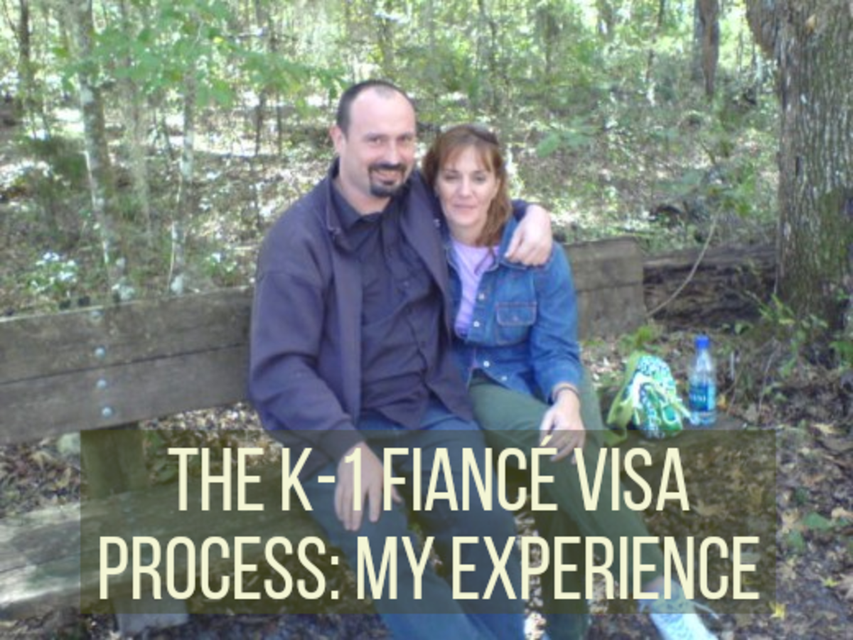 The K-1 Fiancé Visa Process: My Experience
