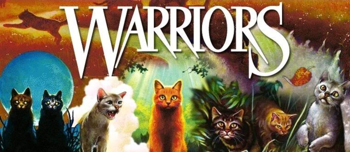 Warriors And Warrior Cats The Book Series By Erin Hunter Hubpages