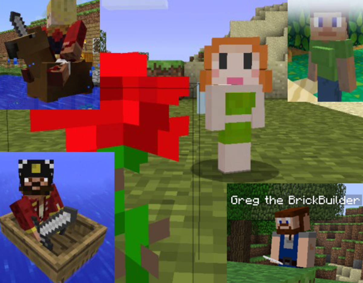 Top 5 Minecraft NPC Mods