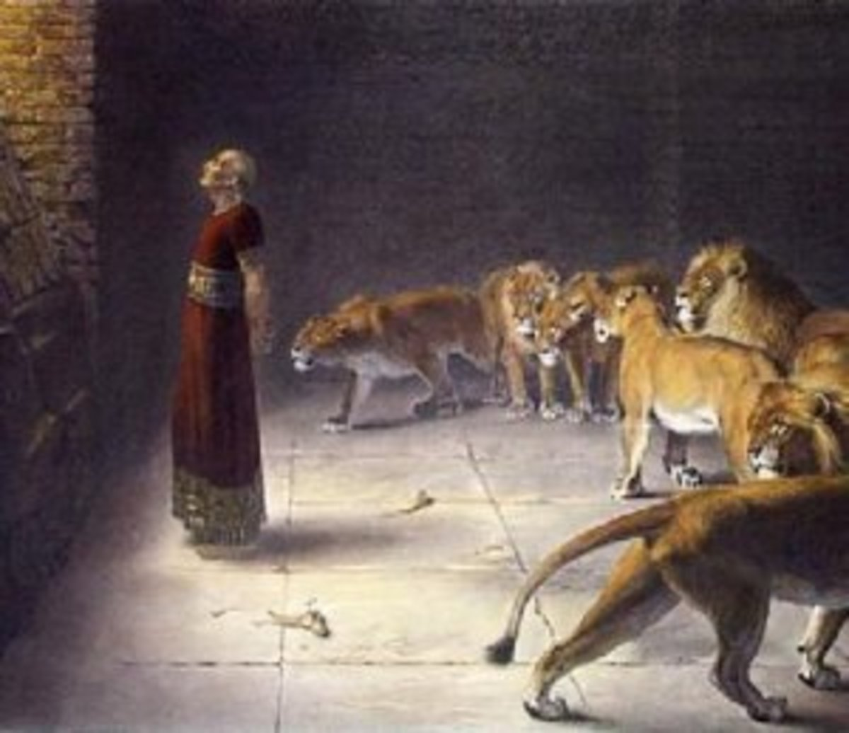 the-main-events-in-the-bible-book-of-daniel