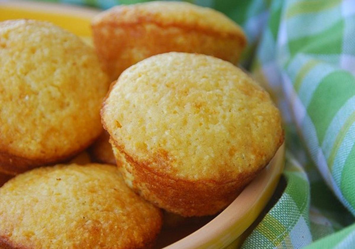 Best Sweet Corn Muffins Recipe