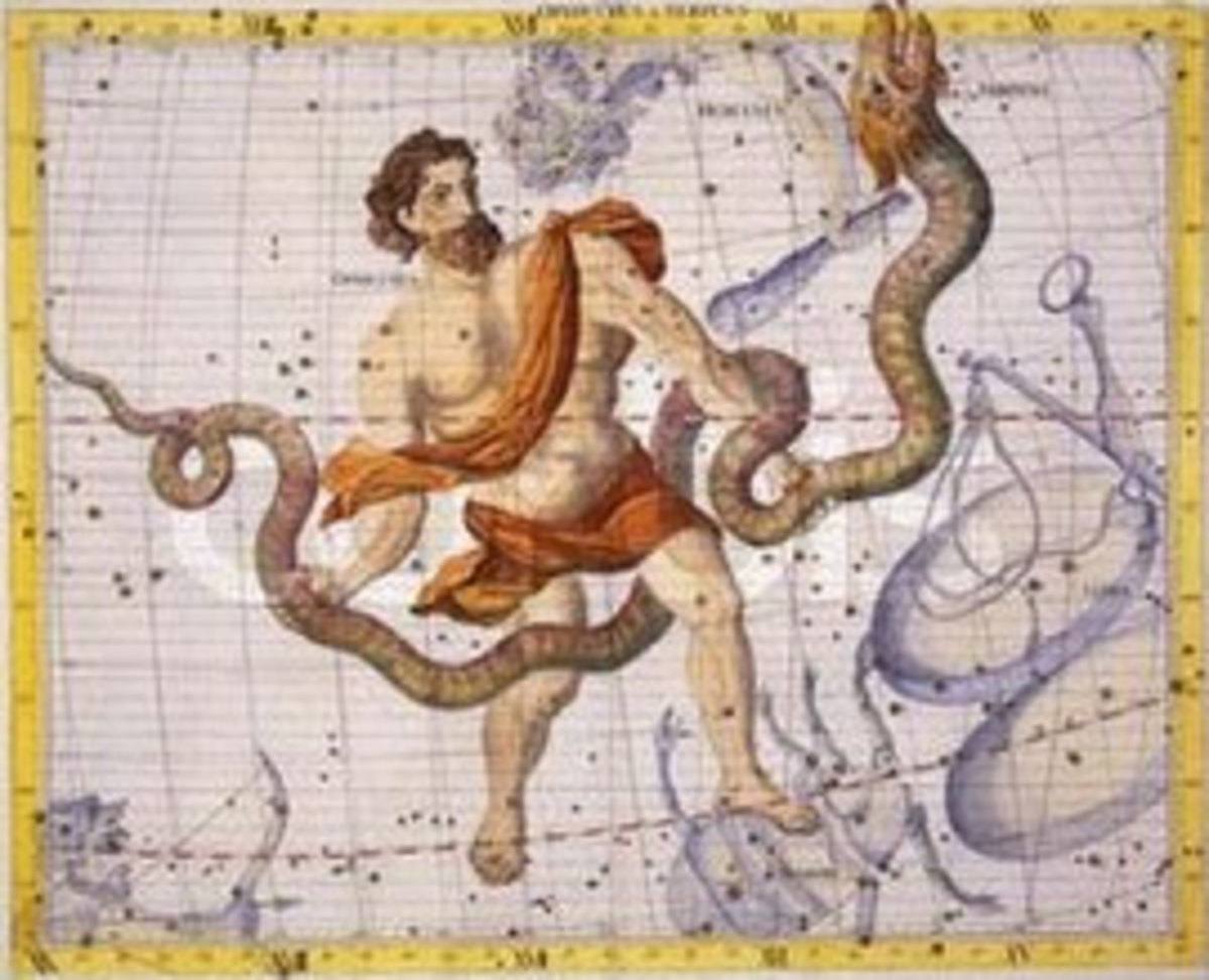 13 or 14 Zodiacal Constellations