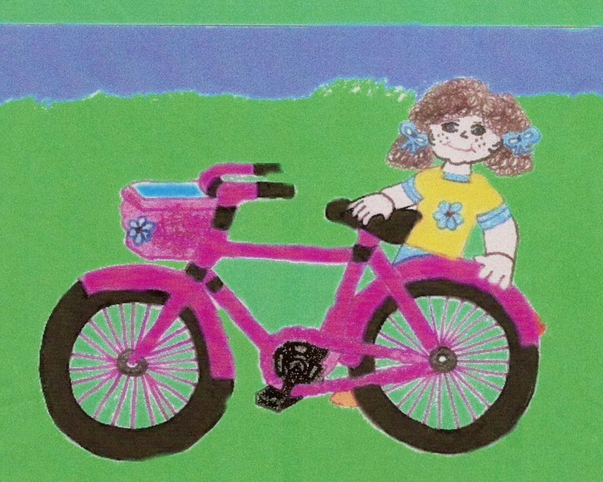 My Bicycle - A poem for kids