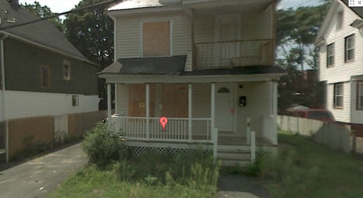 This is the Ibanez home that was fought over for years that the banks had to have at all costs.