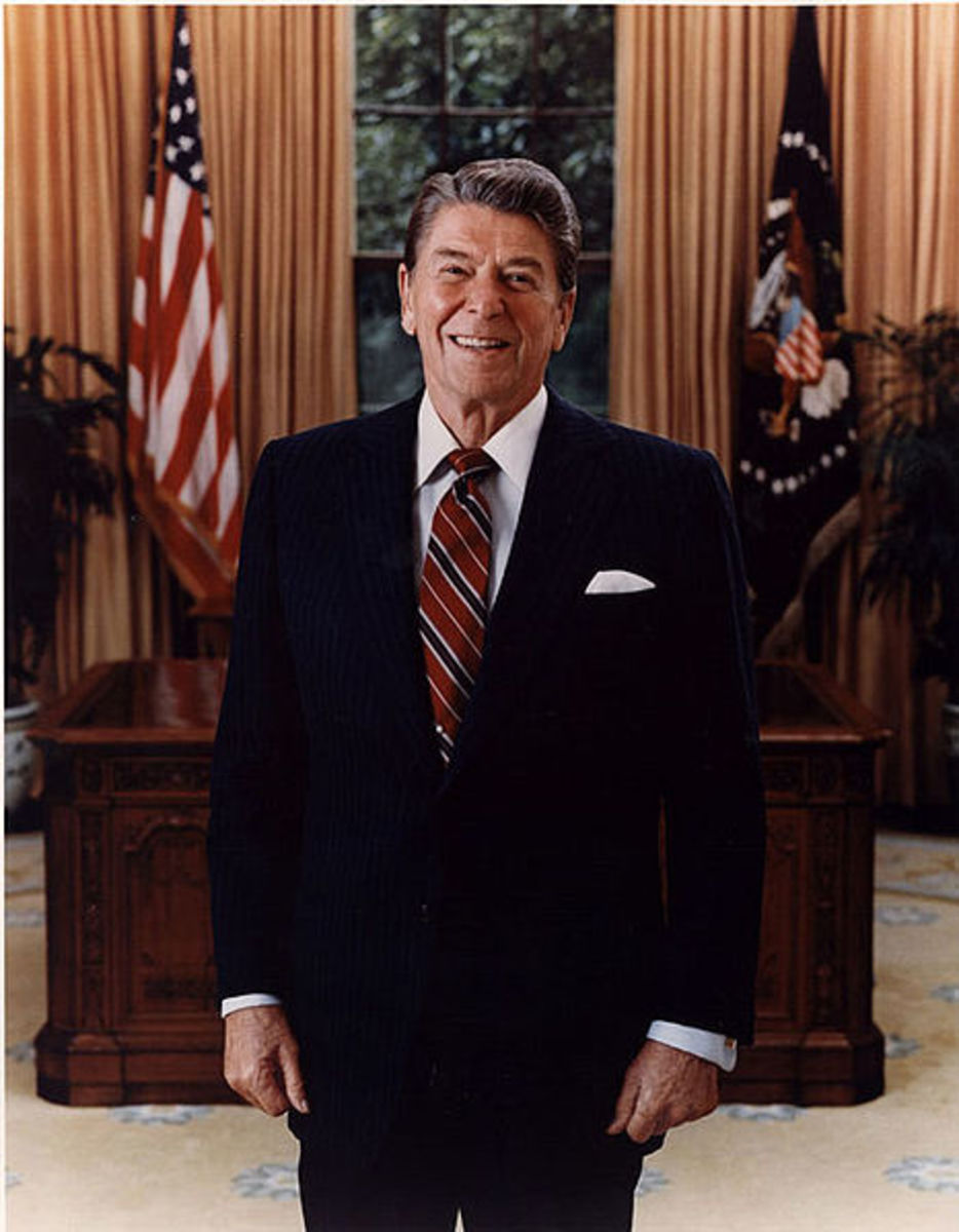 Ronald Reagan became President of the United States 16 days before his 70th birthday.